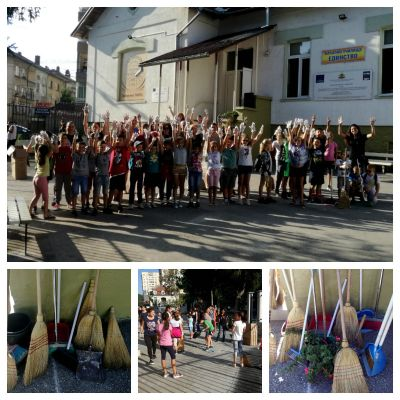 """Да изчистим България заедно !"" - Изображение 1"